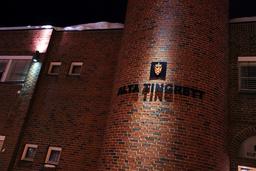 Alta tingrett i Alta sentrum. Foto: Ørn E. Borgen / NTB