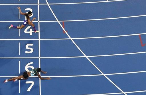 Athletics - Women's 400m Final