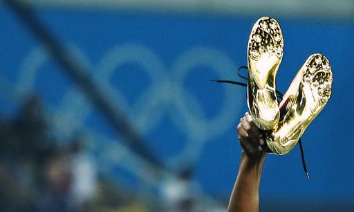 Athletics - Final - Men's 100m Final