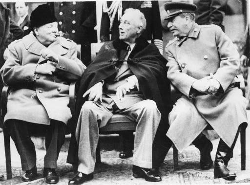 Second World War: Yalta Conference 1945