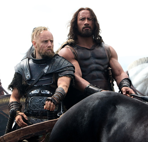 2014 - Hercules - Movie Set