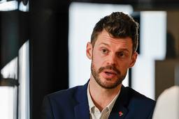 Rødt-leder Bjørnar Moxnes tror det kan bli flertall for å avgradere EOS-rapporten om Frode Berg-saken. Foto: Håkon Mosvold Larsen / NTB