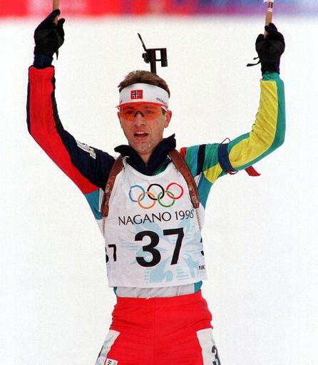 OL-Nagano - Skiskyting - 10km