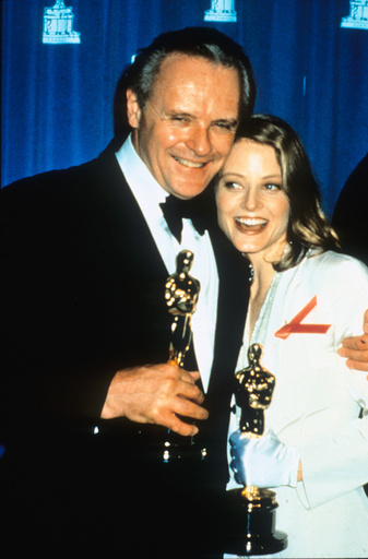 ACADEMY AWARDS CEREMONY 1991 Oscar for best actress - JODIE