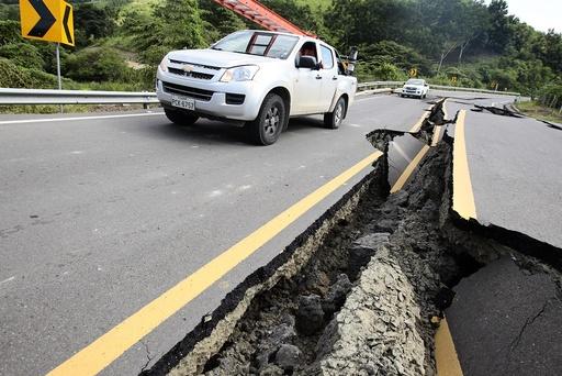Death toll in Ecuador quake rises to 413