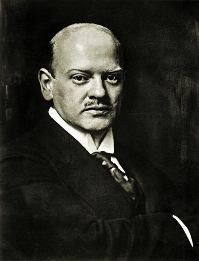 Gustav Stresemann / Foto 1926 - Gustav Stresemann / Photo 1926 -