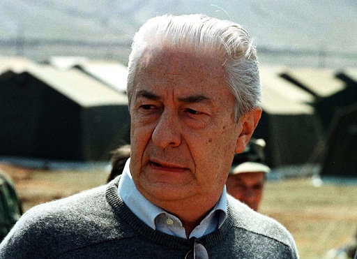 DEPUT SECRETARY GENERAL BALANZINO VISITS NEW CAMP IN ALBANIA