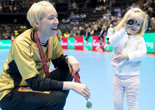 Håndball: NM-finale Kvinner: Stabæk - Vipers Kristiansand (17-30)