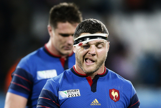 France v Romania - IRB Rugby World Cup 2015 Pool D