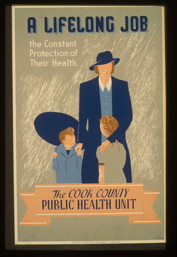 A lifelong job - the constant protection of their health - T