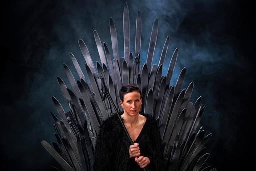 Marit Bjørgen inntar tronen.