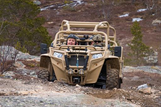 Erna Solberg på turne i Nord-Norge
