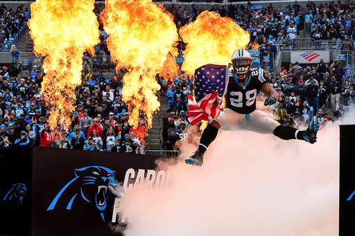 NFL: Kansas City Chiefs at Carolina Panthers