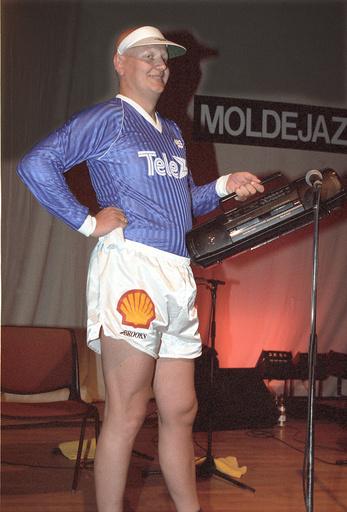 Molde Jazzfestival 1999.