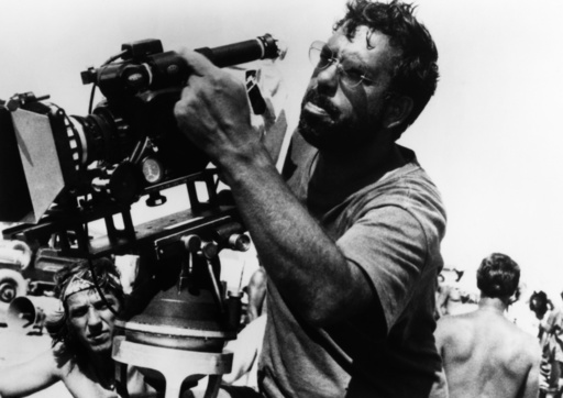 APOCALYPSE NOW, director, producer Francis Ford Coppola, on location, 1979, (c) United Artists/court