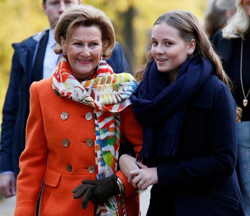 Prinsesse Ingrid Alexandras skulpturpark.