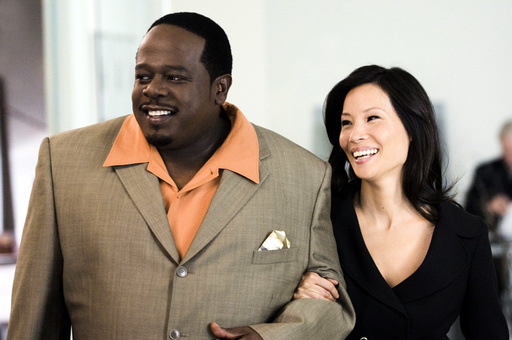 CODE NAME: THE CLEANER, Cedric the Entertainer, Lucy Liu, 2007. ©New Line Cinema/courtesy Everett Co